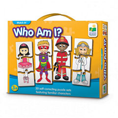 The Learning JourneyMatch It! Who Am I?