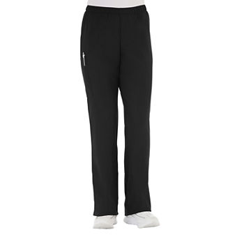 F3 By White Swan 14720 Ladies Cargo Scrub Pant - Petite