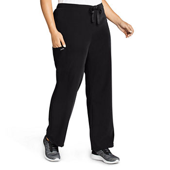 Jockey 2338 Classic Unisex Drawstring with Elastic Scrub Pants - Big