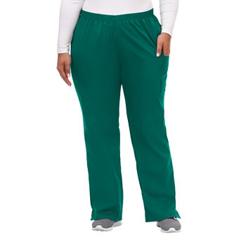 White Swan Fundamentals 14700 Womens Scrub Pants-Plus