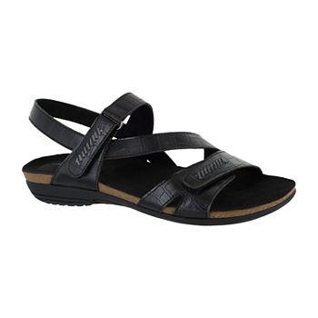 6fd38693d07ac Flat Sandals Women s Sandals   Flip Flops for Shoes - JCPenney