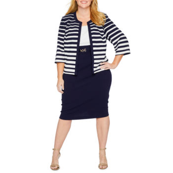 Studio 1 Plus Size Dresses For Women Jcpenney