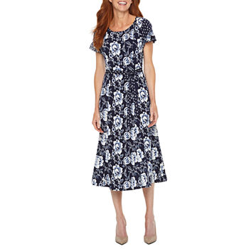 7374ca37bdd8 Fit   Flair Dresses - JCPenney