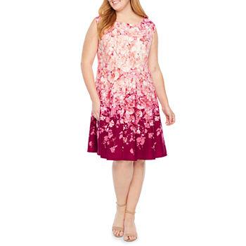 8ea5984701c Plus Size Dresses for Women - JCPenney