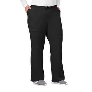 Jockey® 2249 Tie-Waist 4-Pocket Scrub Pants - Plus