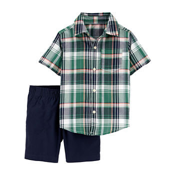 Carter's Toddler Boys 2-pc. Short Set