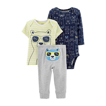 7ab1272da0c CLEARANCE Baby Boy Clothes 0-24 Months for Baby - JCPenney