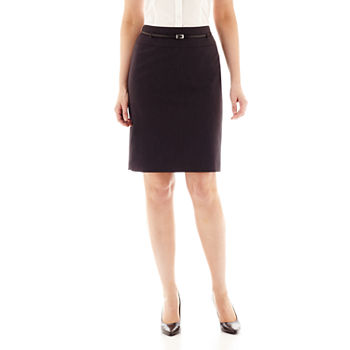 5f118ecc2359ea Knee Length Gray Skirts for Women - JCPenney