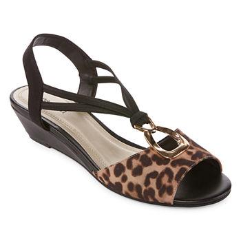 c9d6fa5e6a6 Brown Women s Pumps   Heels for Shoes - JCPenney