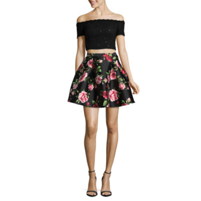 JCPenney Prom Dresses Short