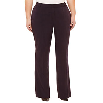 Worthington Curvy Fit Bootcut Trouser