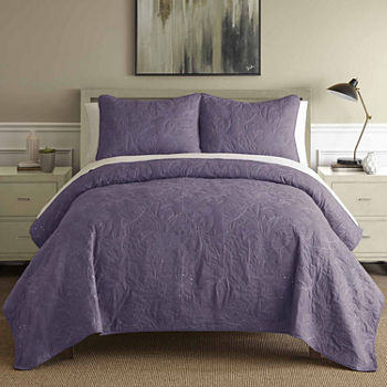 Purple Quilts & Bedspreads for Bed & Bath - JCPenney