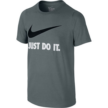 Nike Performance Just Do It Sports Shirt University Red/Bright Crimson : Cb4678