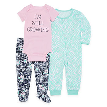 9204f387b2f8f Okie Dokie Baby Girl Clothes 0-24 Months for Baby - JCPenney