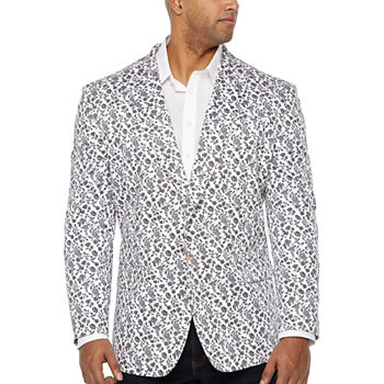 d3890894be48 ... Classic Fit Sport Coat - Big and Tall. Add To Cart. Few Left. Black  White Rose