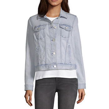 d6c76b7ad32c A.n.a Denim Jackets for Women - JCPenney