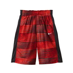 Nike Boys Pattern Trunks-Big Kid