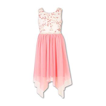 32bdb12c7a4f Speechless Sleeveless Shirt Dress Girls. Add To Cart. Few Left