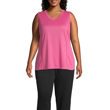 1b826b95c Women's Plus Size Activewear | Trendy Workout Clothes | JCPenney