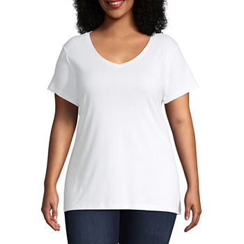5c031dfd794de Plus Size White for Clearance - JCPenney