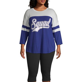 683bb17e6b41d Plus Size Shirts - Shop JCPenney