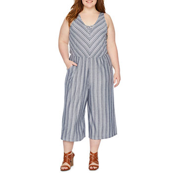 2befff207e9d Plus Size Jumpsuits Jumpsuits   Rompers for Women - JCPenney