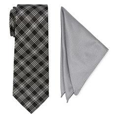 U.S. Polo Assn. Grid Tie Set