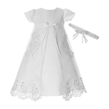Christening Gowns Amp Outfits For Girls Amp Boys Jcpenney