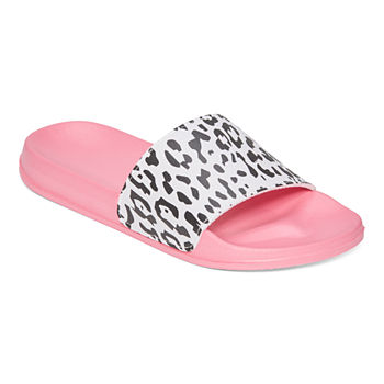 Arizona Little & Big Girls Slide Sandals