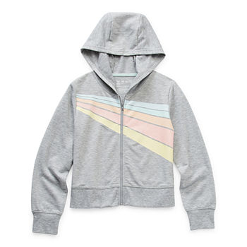Xersion Little & Big Girls Hoodie