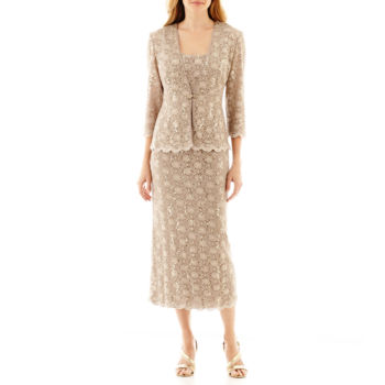 Special Occasion Jacket Dresses The Wedding Shop For Women Jcpenney