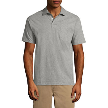 5a445c523 St. John s Bay Mens Short Sleeve Polo Shirt · (689). Add To Cart. Only at  JCP