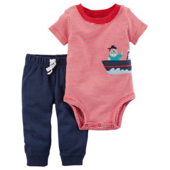 Clothing Sets Baby Boy Clothes 0 24 Months For Baby Jcpenney