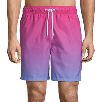 153ae5a7a4 Mens Swimwear, Swim Trunks, & Board Shorts - JCPenney