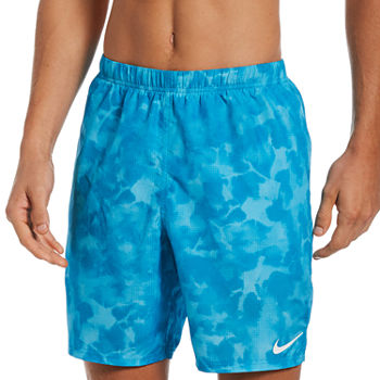 "Nike Cloud Dye 7"" Packable Volley Shorts"