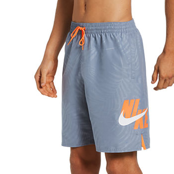 "Nike Palm Vital 9"" Volley Shorts"