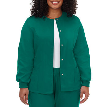 F3 By White Swan 14740 Ladies Warm-Up Jacket - Plus