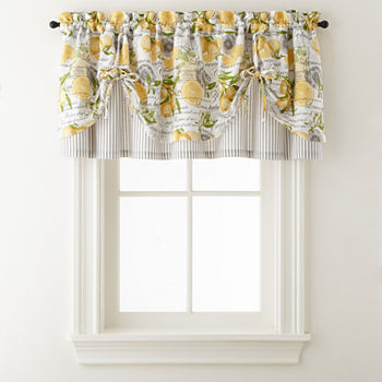 Kitchen Window Curtains | Kitchen Curtain Sets | JCPenney