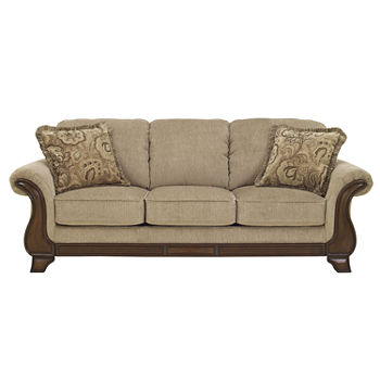 Sofas Brown Closeouts For Clearance