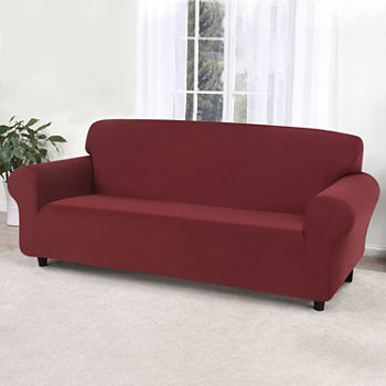 Terrific Stretch Jersey Sofa Slipcover Alphanode Cool Chair Designs And Ideas Alphanodeonline