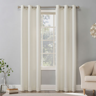 White Curtains \ Drapes, White Window Treatments - JCPenney