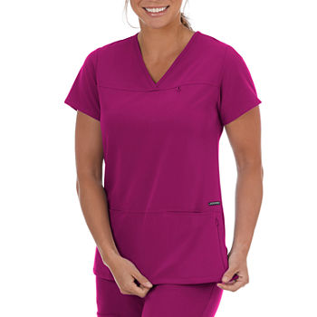 Jockey 2299 Womens V Neck Scrub Top