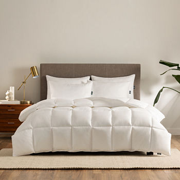 Serta Down Illusion All Season Warmth Down Alternative Comforter