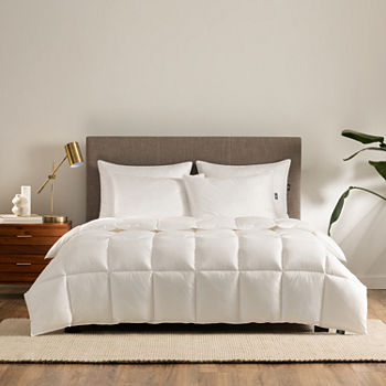 Serta Down Illusion Light Warmth Down Alternative Comforter