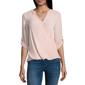Pink Tops for Women - JCPenney