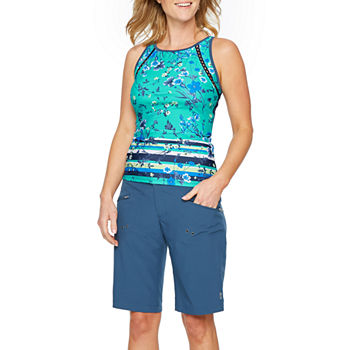 0089bc73988c9 Free Country Board Shorts Swimsuits   Cover-ups for Women - JCPenney