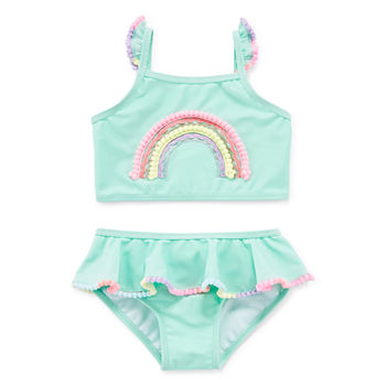 5d143bc05 Girls Swimwear for Baby - JCPenney
