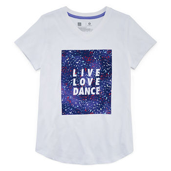 e02d48ad6c6e Xersion Girls Shirts & Tees for Kids - JCPenney