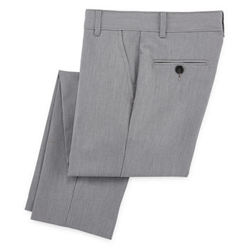 Van Heusen Little & Big Boys Straight Trouser