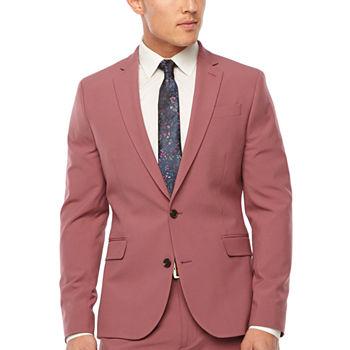 78b2eb87c79 JF J.Ferrar Grid Super Slim Fit Stretch Suit Jacket. Add To Cart. Few Left